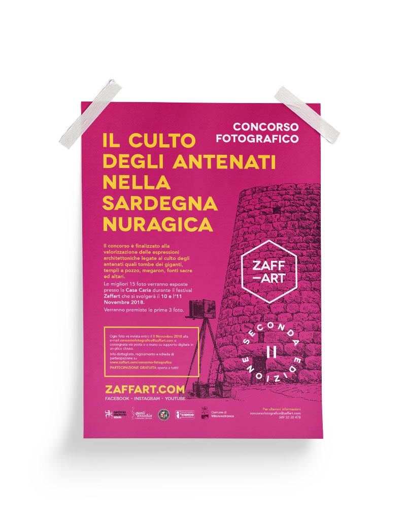 Cartel Concurso Fotografia Zaffart 2018